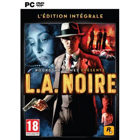 Jeu PC : L.A. Noire