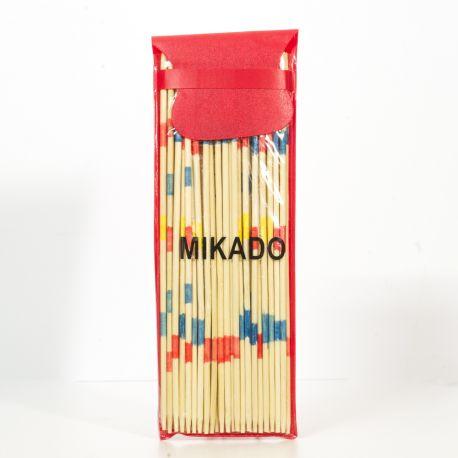Jeu d'adresse : Mikado