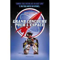 Livre : Grand concours pour l'espace