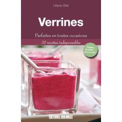 Livre : verrines : 40 recettes
