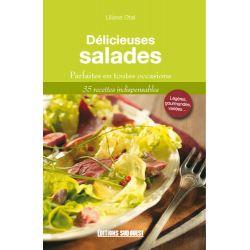 Livre : 35 délicieuses salades
