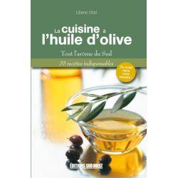 Livre : Cuisine à l'huile d'olive