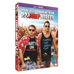 Film DVD : 22 Jump Street+ téléchargement