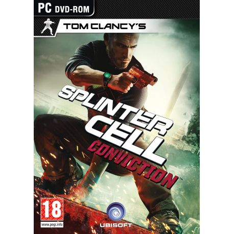 Jeu PC : Splinter Cell Conviction