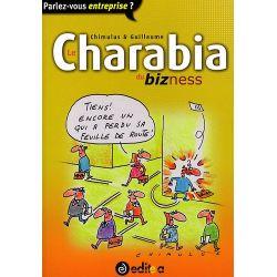 Livre humour : Le Charabia du Bizness