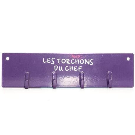 Porte torchon boutique moins for Porte torchon