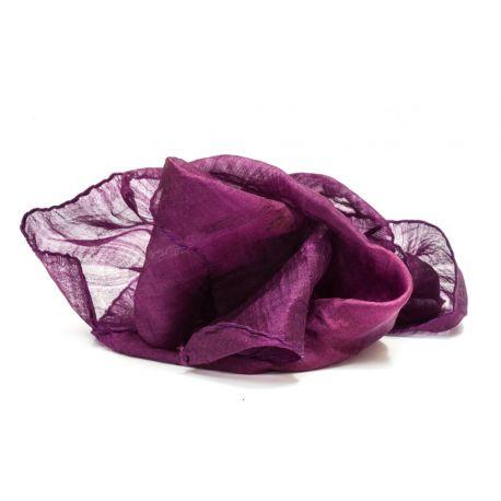 Mini-foulard en soie