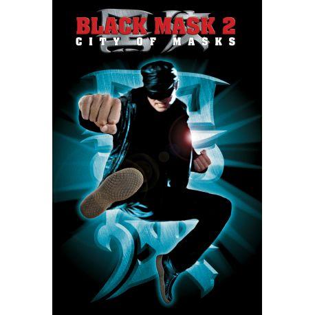 DVD : Black Mask 2 : city of masks