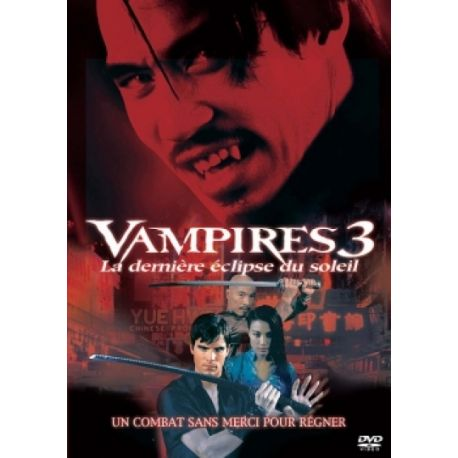 DVD : Vampire 3