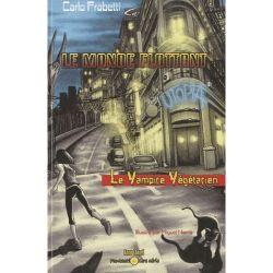 Livre : le vampire végétarien