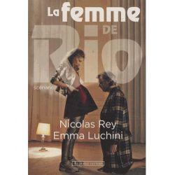 Livre/script : La femme de Rio