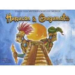 Livre enfant : Hurucan & Gugumatz