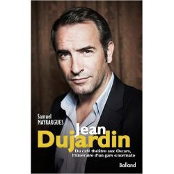 Livre : Jean Dujardin