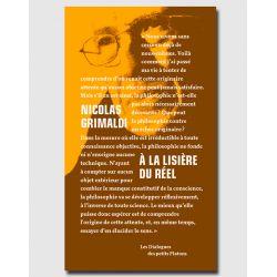 Livre : A la lisière du réel