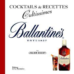 Livre : 25 recettes avec whisky