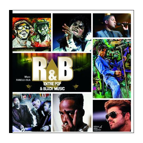 Livre illustré : R&B entre Pop et Black Music