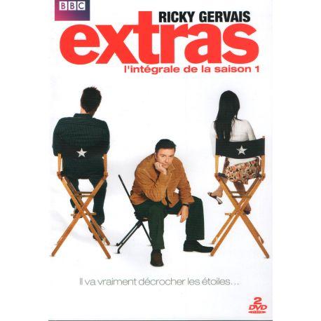 DVD : Série complète Extra