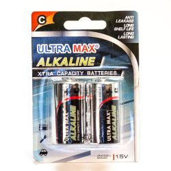 pile LR14 alkaline longue durée