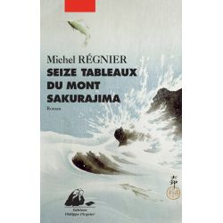 Livre : Seize tableaux du Mont Sakurajima
