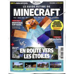 Magazine : Le guide Minecraft