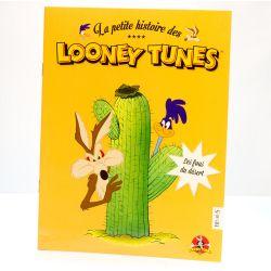 Livre d'histoire : les Looney Toons