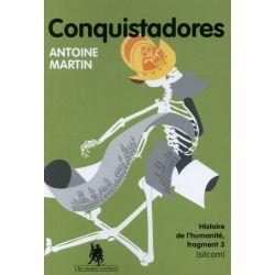 Livre humouristique : Conquistadores