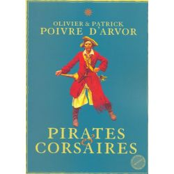 Livre : Pirates & Corsaires