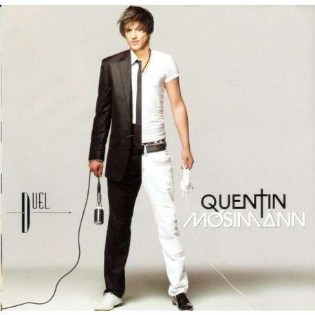 Double CD : Quentin Mosimann