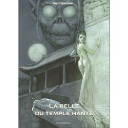 BD Adulte : La Belle du temple hanté