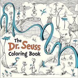 Livre : Coloriage pour adulte du Dr. Seuss