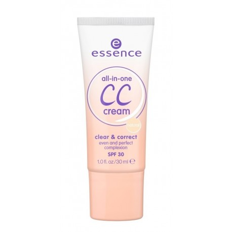 All-in-one CC cream Natural