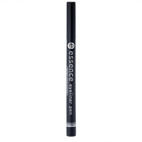 Superfine eyeliner pen 01 deep black