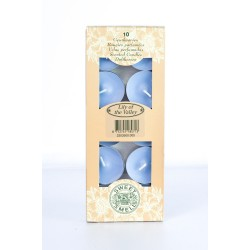 10 Bougies parfumées