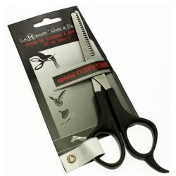 Ciseaux à effiler de coiffeur professionnel 15 cm