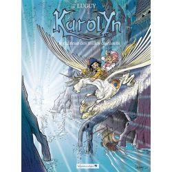 BD : Karolyn le château des mille diamants