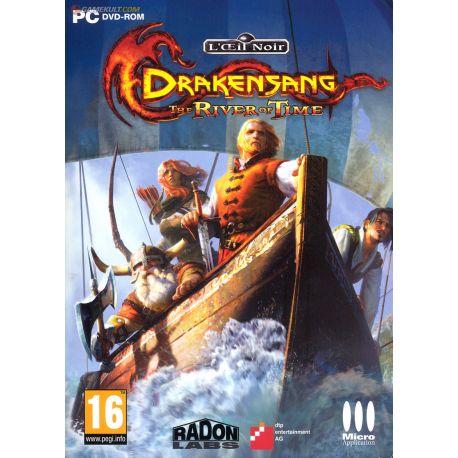 Jeu PC : Drakensang : The River of Time