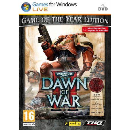 Jeu PC : dawn of war II Game of the year